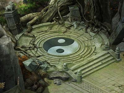 《战龙三国》游戏原画