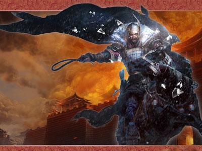 完美世界《楚汉传奇》刘邦项羽高清壁纸