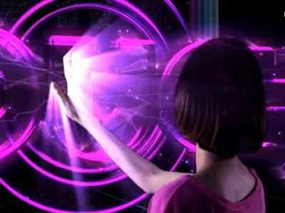 完美世界首款3D网游《TOUCH》展示视频