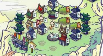 信喵之野望游戏画面