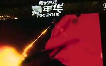 《火影忍者OL》游戏角色首发首测公布!TGC2013